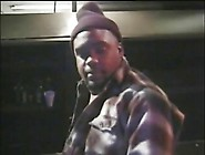 Hot Randy Slut Filled With Black Cock