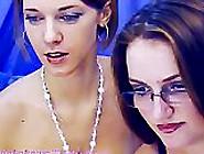 Two Redhead Girls Drip Hot Wax On Their Pussy