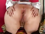 Incredible Amateur Clip With Ass,  Solo Scenes