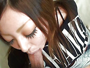 Japanese Blow Job Porn Reina Sucking Cock Part 3