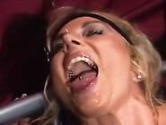 Nice Blonde Milf Enjoying Piss In Mouth Games