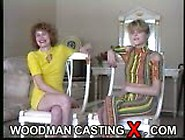 Behind The Scene : Woodman Casting X