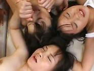 Asian Schoolgirl Gets Fuck Inside Class