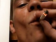Young Gay Twink Fart Fetish Straight Boys Smoke Sex!
