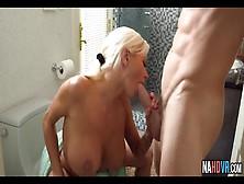 Super Hot Milf Nikita Von James