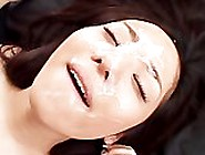 Sora Aoi - Amazing Facial Cumshots