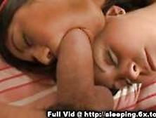 Sleeping Teens Face Fucked