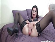 Hot Mature Milf Fisted And Fucked Till She Squirts