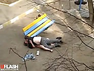 Drunk Sex In Public Park