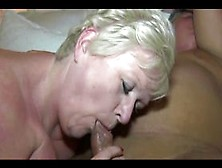 Granny Cuckold With Her New Stud