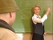 Huntsman And Teacher Woman
