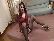 Sex-Appeal Bitch From Japan Rei Kitajima Is Having Threesome Wit