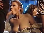 Orgy At The Castle With Ron Jeremy