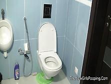 Morning Toilet Poop 1