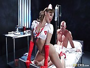 Hot Nurse Gets Fucked