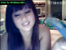 Rare Hot Stickam Teen 2365