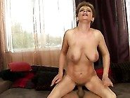Babuska Spends Time Fucking With Hard Cocked Guy