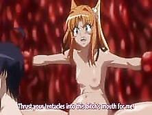 Anime Angels Getting Their Freak On