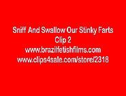 [Clips4Sale. Com]Sniffandswallowourstinkyfarts2