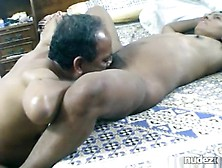 Indian Milf Gets Her Hairy Ass Pussy Eaten Out And Missionary Fu