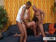 Big Boobed German Mature Slut Sucks Cock While Getting Fucked In