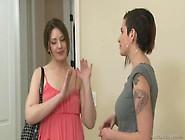 Vídeo Com Lésbicas Tetudas Transando