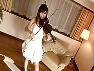 Yuria Tominaga - Naked Musical Performance - Part 1