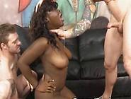 Big Tit Black Slut Dirty Face Fucking
