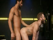 Dick Fight With Two Bearded Men