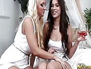 Lesbische Sex Met Molly Cavalli