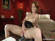The Ginger Queen & The Machines -Ass Fucking Double Anal Pussy P