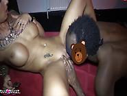 German Emo Girl Gets A Black Cock