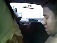 Indian Girl With Nice Big Tits Gets Fucked In A Car