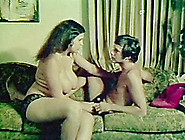Awesome Passionate Vintage Orgy Brings Several Loud Orgasms