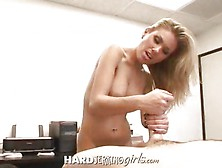 Aubrey Adams Gets To Work With This Horny Prick