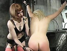 Incredible Bdsm Act With Babe Getting Mistreated
