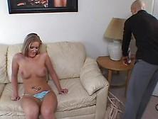 Irresistible Blonde Babe Daryn Darby