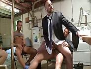 Hetero Guys Experiment While Watching Porn