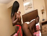 Luxury Amore And Ms Cleo Go Girl On Girl For Some Extra Pussy Fu
