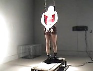 Adrianna Nicole Ponygirl Treadmill Training