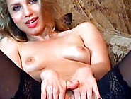 Creamy Wet Blonde Pussy Video Uploaded By Sweetcam
