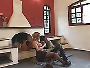 Hot Shemale In Stockings Bonks Teen Boy
