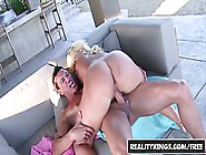 Horny Couple,  Julie Cash And Marco Banderas Are Having A Great F