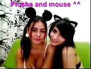 Diana Melison And Girlfriend