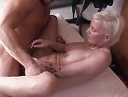 German Sluts Ira K And Ursula G Getting Fucked In The Attic