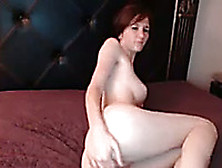 Every Time I See This Cam Slut Ride Her Dildo My Dick Starts Thr