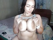 Nice Big Soft Boobs And Big Areolas