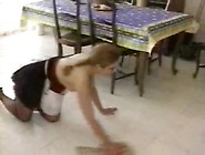 Vintage French Maid Scat Video