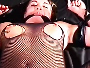 Hot Blindfolded Youngster Experiences 1St Bondage Torment