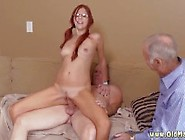 Ebony Amateur And Old Man Fucks Two Teens First Time Frankie And